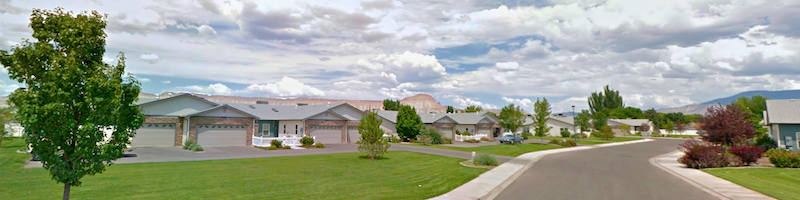 Northeast Grand Junction Subdivisions