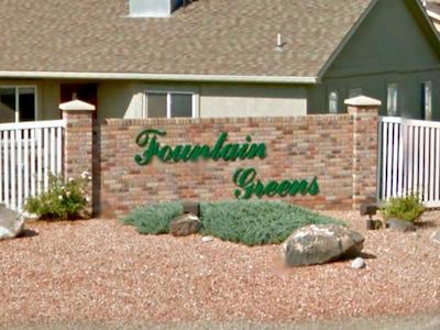 Fountain Greens subdivision