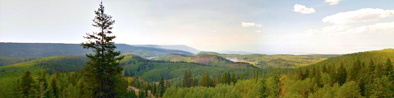 Grand Mesa Mountain Subdivisions