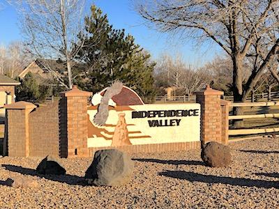 Independence Valley neighborhood