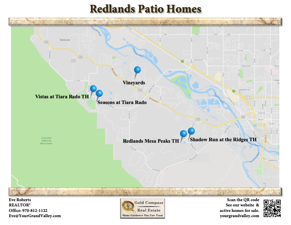Redlands Patio Homes and Townhomes
