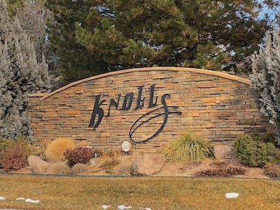 The Knolls Subdivision
