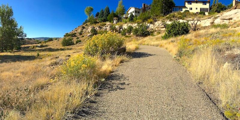 Walking Paths in Grand Junction